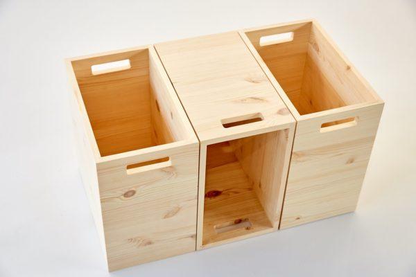 MULTI-ORDENTLICH - Multifunktionsmöbel aus Holz zur Aufbewahrung 5