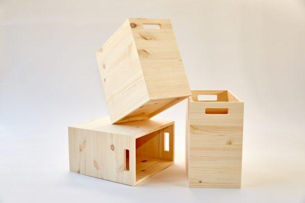 MULTI-ORDENTLICH - Multifunktionsmöbel aus Holz zur Aufbewahrung 3