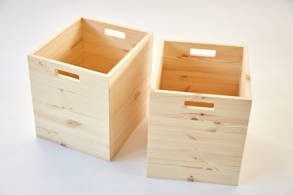 MULTI-GROSS - Multifunktionale Möbel aus Holz mit viel Stauraum 3