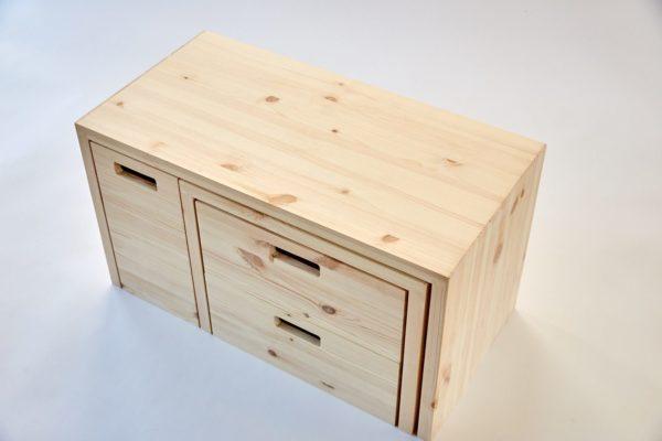 MULTI-FLEXIBEL - Multifunktionale Möbel aus Holz für das Home Office 5