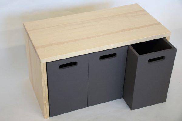 aufbewahrung multi ordentlich multifunktionale möbel multifunktionsmöbel aus holz