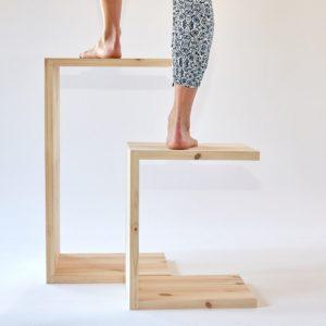 multifunktionale möbel aus holz vom tischler