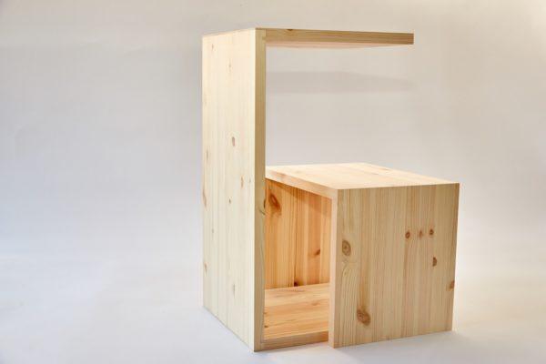 MULTI-STARK - Multifunktionsmöbel aus Holz mit Tragkraft 3