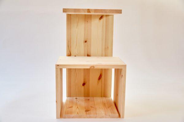 MULTI-STARK - Multifunktionsmöbel aus Holz mit Tragkraft 2