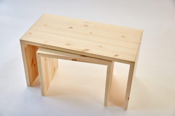 MULTI-STARK - Multifunktionsmöbel aus Holz mit Tragkraft 1
