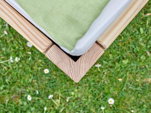 einzelbett und doppelbett metallfrei massivholz