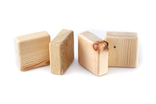 Holzmuster Massiv Kiefer Eiche Zirbe Fichte